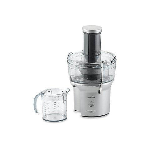 Breville The Juice Fountain (Breville Juice Fountain Compact Electric Juicer)