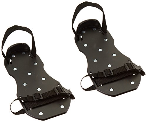 Wooster 211572 Series R6106 Polypropylene Shoes 3/4'' Spikes (Pair) by Wooster (Image #3)