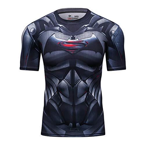 CosplayLife Batman V Superman T-Shirt -