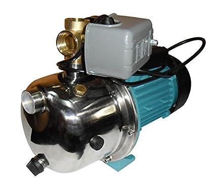 Bomba de agua 1100 vatios 60L/min con interruptor de presión con protección contra el
