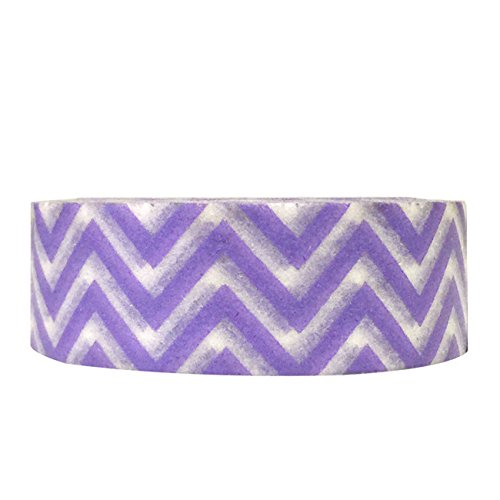 Wrapables Colorful Patterns Masking Chevron