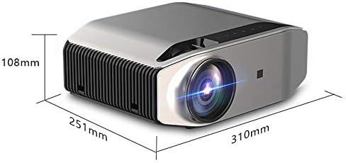 POWER BANKS Proyector Mini Proyector Portátil de Cine en Casa ...