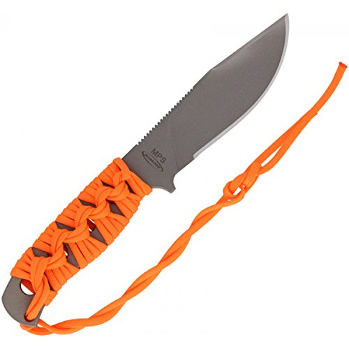 Mission MS0710 MPS-Ti Titanium Fixed Blade Knife