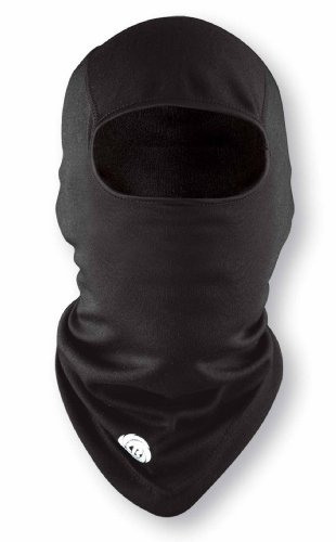 Chaos -CTR Adrenaline Balaclava, Black, Junior