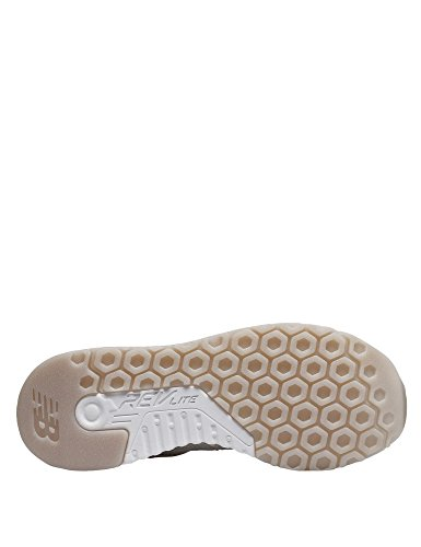 247 Beige Lifestyle Chaussures Beige Balance Blanc New Crème q8waC