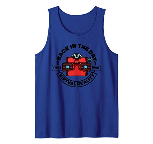 (Classic Toy Camera Movie Reel Viewer 80s Toys Tank Top)