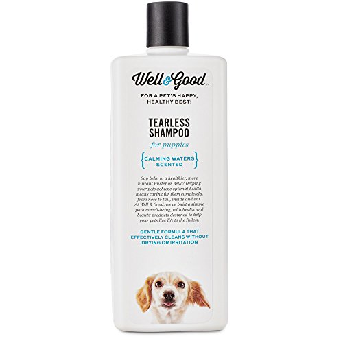 Well Good Tearless Puppy Shampoo product image