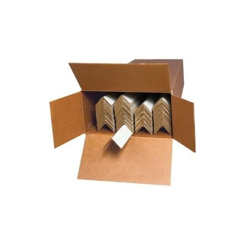 BOXEP3360120BX - 3 x 3 x 60 .120 Edge Protectors - Cased