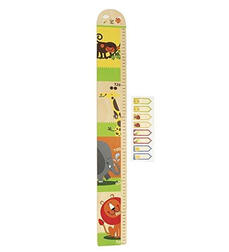 Friends Height Chart (Hape - Early Explorer - Watch Me Grow Wooden Height)