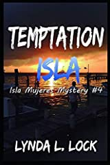 Romance and revenge. Drug cartels and human trafficking. The adventure continues with Temptation Isla Book #4 of the Isla Mujeres Mystery series.Rafael Fernandez leaned forward resting his elbows on the polished wood, tapping his finger-tips ...