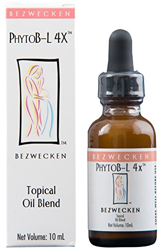 Bezwecken - PhytoB-L 4x - 10mL Topical Oil Blend | Professionally Formulated Menopause Symptom Support | Safe, Natural, Paraben Free | 30 Day Supply