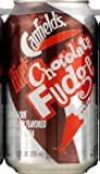 Canfield's Soda Chocolate Fudge Diet 6 cans 12.0 FO(Pack of 12)