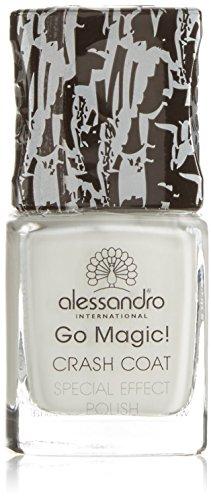 alessandro Go Magic Crash Coat white Effektlack, 1er Pack (1 x 10 ml)