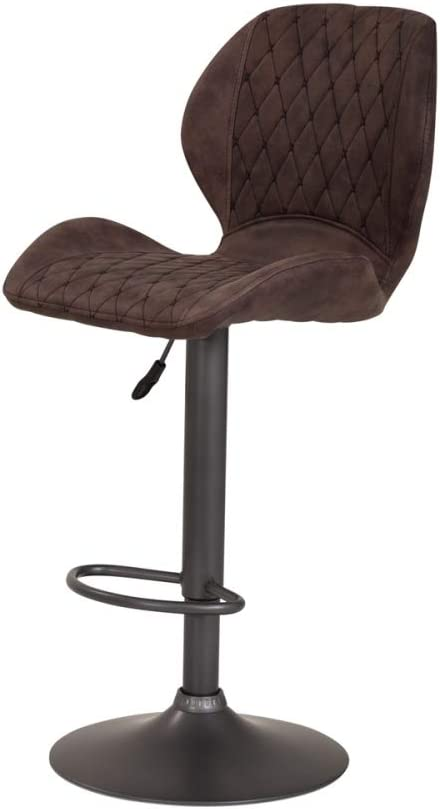 Sitzhocker Cubic Stuhl Hocker Tresenstuhl schwarz