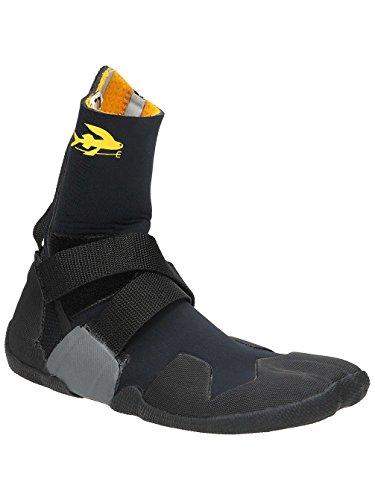 Herren Booties Patagonia R3 Yulex Split Toe Neoprenschuhe black