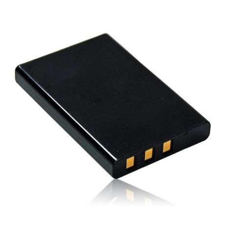 Aiptek NP60 Lithium Rechargeable Battery 1200MAH for IS DV Digital, GO-HD, ACTION HD and A-HD camcorders (Twin Pack)