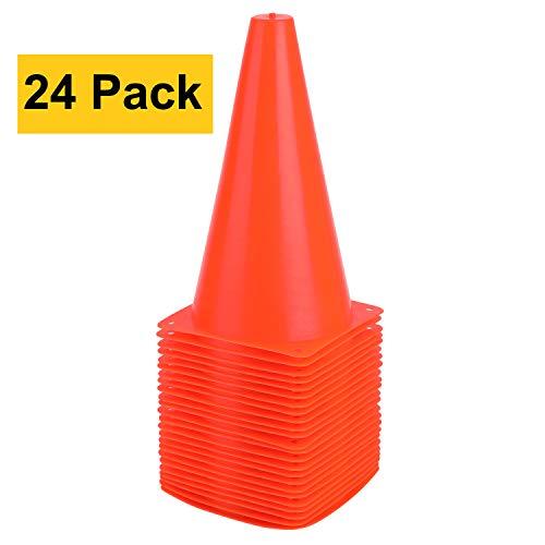 orange cone 24 - 1
