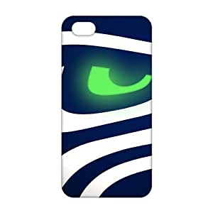 Cool-benz Unique eye 3D Phone Case for iPhone 4/4s