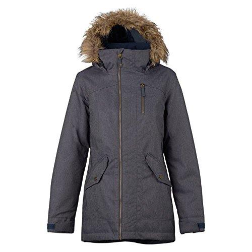 Burton Women's Hazel Winter Jacket, Denim W17, Medium