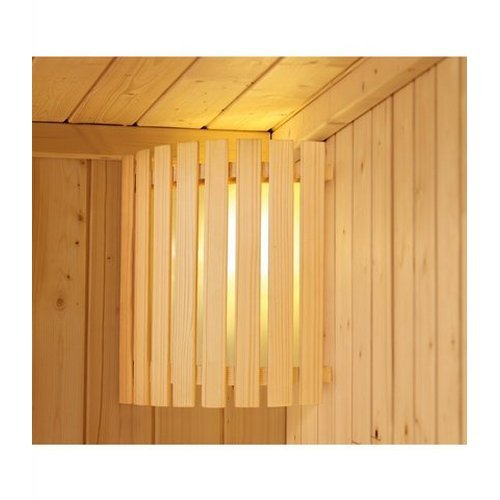 Karibu High-Voltage Current Modern Sauna Light Karibu Woodgarden Nettoabrechnung Wellness