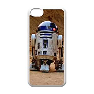 iphone5c phone cases White Star Wars R2D2 cell phone cases Beautiful gifts YWRD4665900