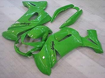 Fairing Kits for ER6F 2006-2008 Motorcycle Fairing EX 650 2008 Black Motorcycle Fairing EX 650 06 07