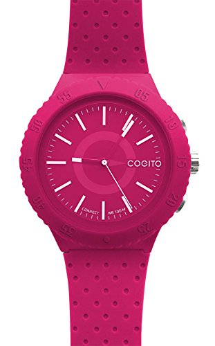 Cogito Pop - Smartwatch (USB, Bluetooth), Plateado: Amazon ...
