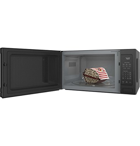 GE PES7227DLBB Microwave Oven by GE (Image #3)