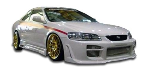 Duraflex Replacement for 1998-2002 Honda Accord 4DR R34 Body Kit - 4 Piece ()