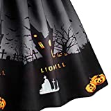 Clearance Halloween Dress, Forthery Women Pumpkin