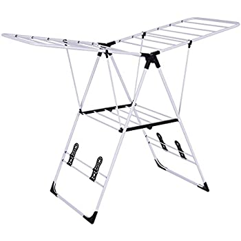 Tangkula Clothes Drying Rack, Folding Rack For Laundry