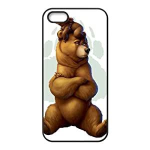 Brother Bear iPhone 4 4s Cell Phone Case Black gife pp001_9289978