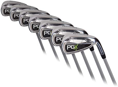 PGX Single Length Iron Set, 5-PW AW 7 Clubs