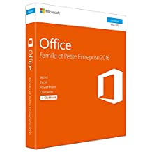 Microsoft Office Home and Business 2016, French