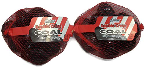2 Pack - Palmer Double Crisp Chocolate Coal - Coal in Your Stocking - Being Naughty Never Tasted So Good - 3.4 oz ()