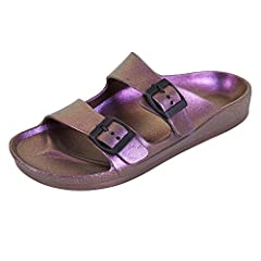 Funkymonkey Footwear  An exciting hip, young brand of footwear designed for the active urban lifestyle.  It offers Lightweight adjustable ladies slippers. Combine the trend, fun, fashion and comfort! ❤ From the jungle to the city streets, do...