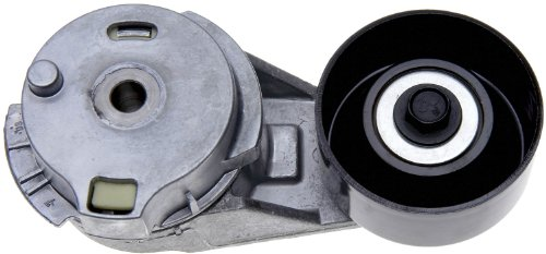 Tensioner Assembly (ACDelco 38178 Professional Automatic Belt Tensioner Assembly without Pulley)