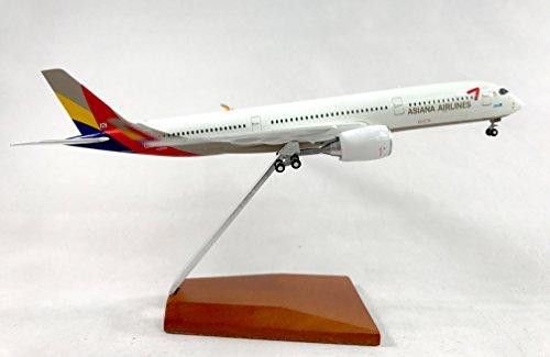 GeminiJets Asiana Diecast Airbus A350-900 Airplane…