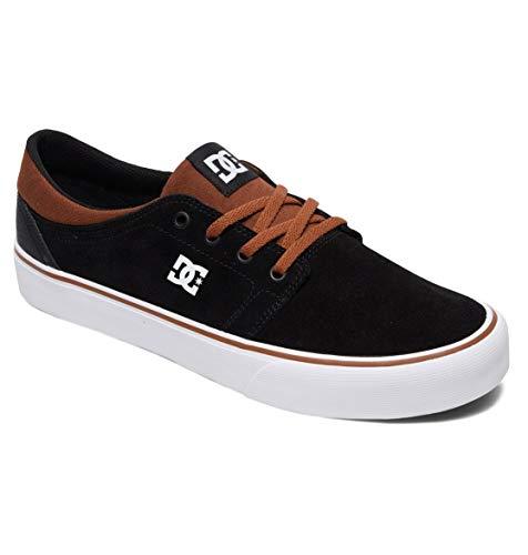 Shoes Zapatillas Black Sd Para black Hombre Trase Dc brown wFpAqPn