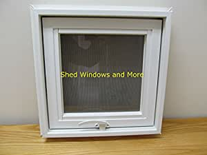 Awning Windows Style 16 Quot X 16 Quot Vinyl Pvc Windows Home