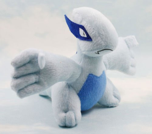 """Pokemon Lugia 6"""" Plush Toy"""