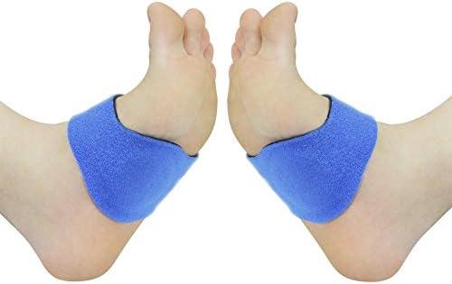Plantillas Ortopedicas para Fascitis Plantar | Proporciona apoyo al Arco del pie | Plantillas de Gel para Pies Planos, Cavos y Fascitis Plantar | UNISEX | Usar con zapatillas o zapatos deportivos: