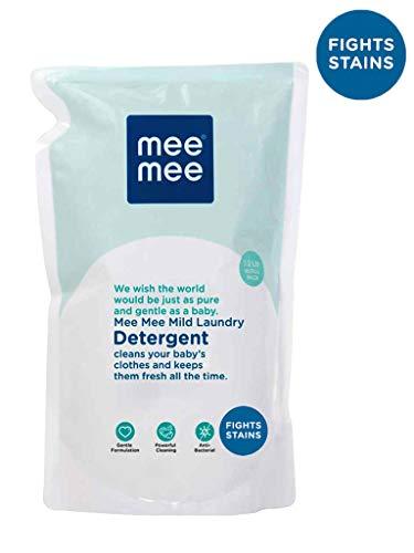 Mee Mee Mild Baby Liquid Laundry Detergent (1.2 L – Refill Pack)