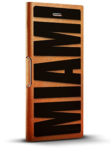 Luxendary Black Vertical Miami Sign Design iPhone 8/7/6 (4.7