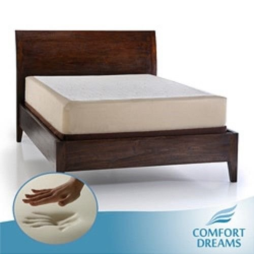 Comfort Dreams Select-A-Firmness Memory Foam Mattress