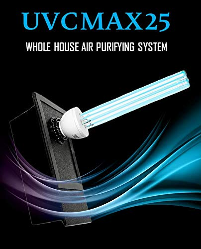 (Air-Care UVC Max 25 Whole House Air Purification System)