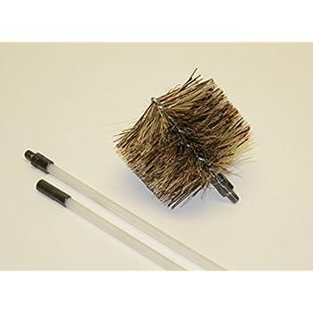 Amazon Com Pellet Stove Fireplace Vent Flue Cleaning Kit