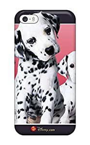Awesome Case Cover/iphone 5/5s Defender Case Cover(dalmatian)