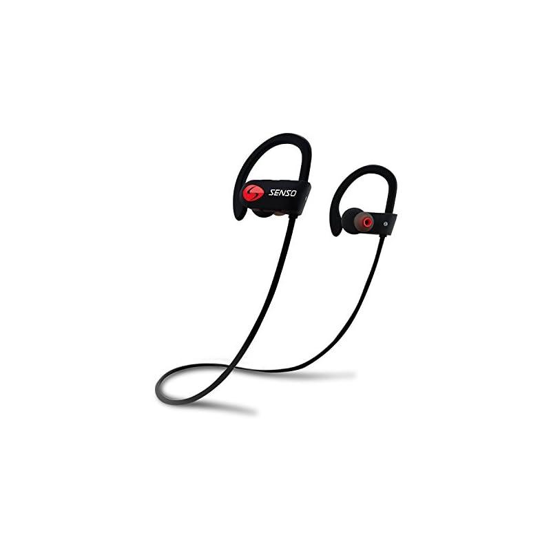 SENSO Bluetooth Headphones, Best Wireles