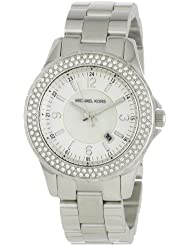 Michael Kors Womens MK5401 Madison Silver-Tone Watch